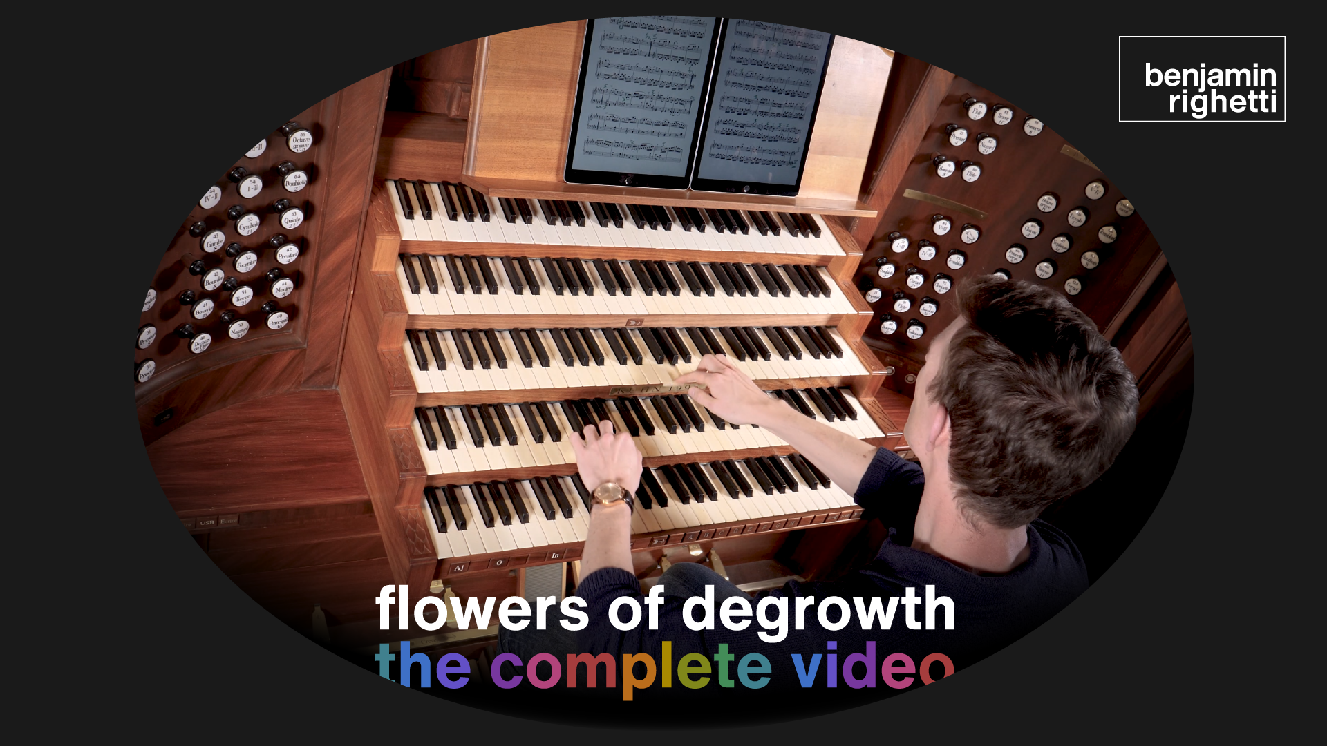 Flowers of degrowth La vidéo intégrale