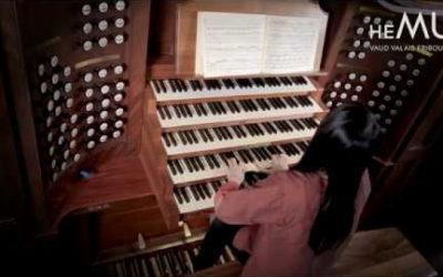 J. S. Bach Praeludium in a-moll BWV 543