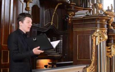 J. S. Bach Da Jesus an dem Kreuze stund