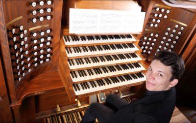 J. S. Bach Prélude et fugue en mi mineur
