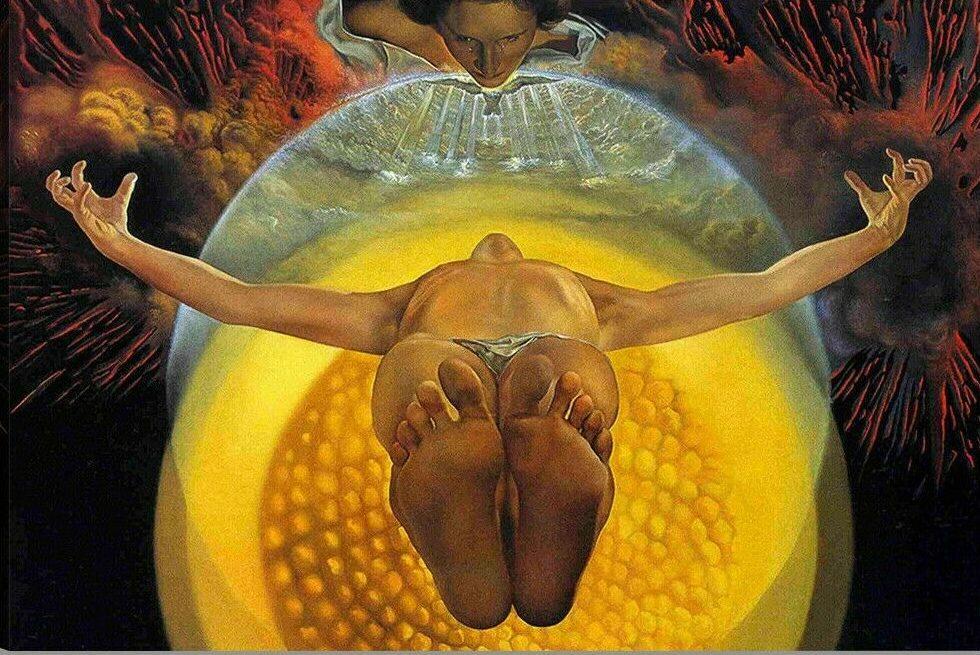 Prédication L'Ascension
