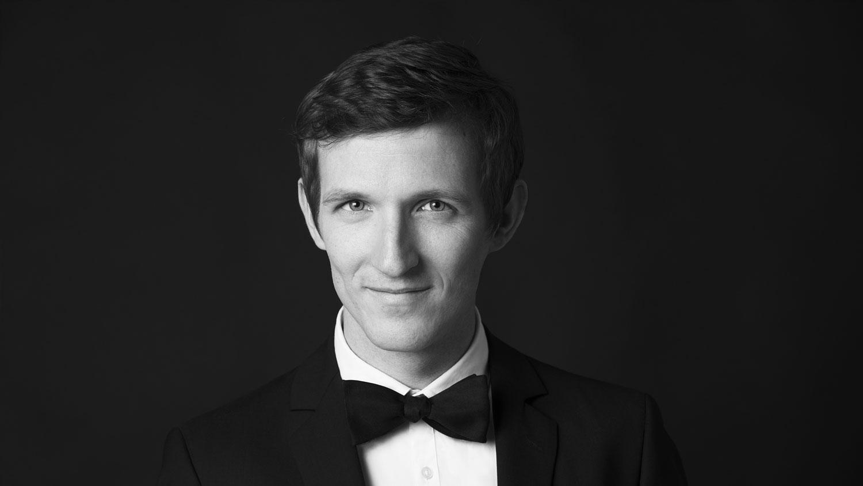 Benjamin Righetti organiste à Lausanne