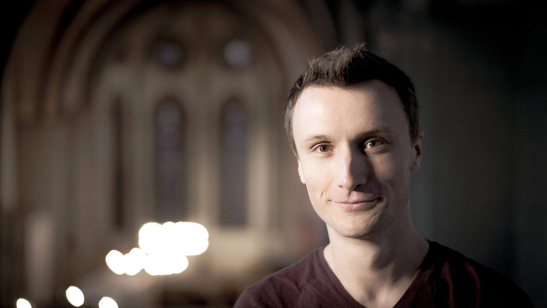 Guy-Baptiste Jaccottet organiste à Lausanne