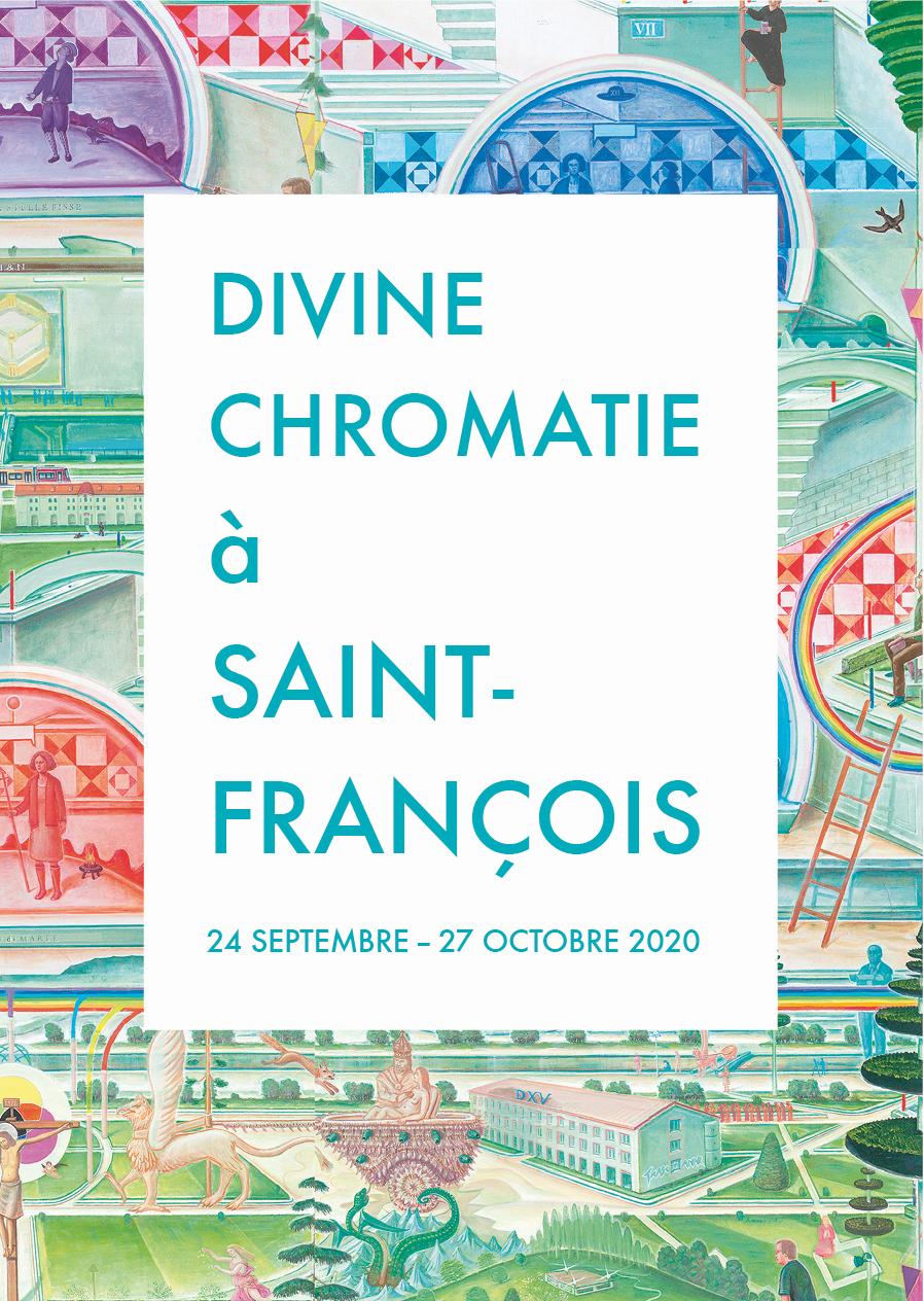 Divine Chromatie à Saint-François