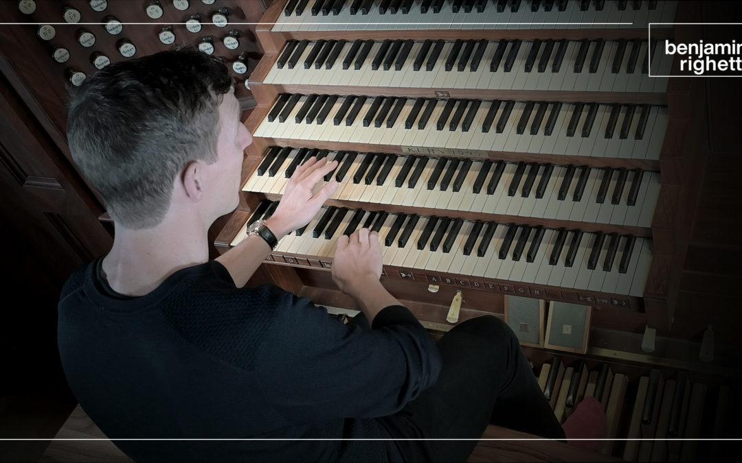 B. RIGHETTI : J. S. BACH, Jesus bleibet meine Freude (Cantate BWV 147)