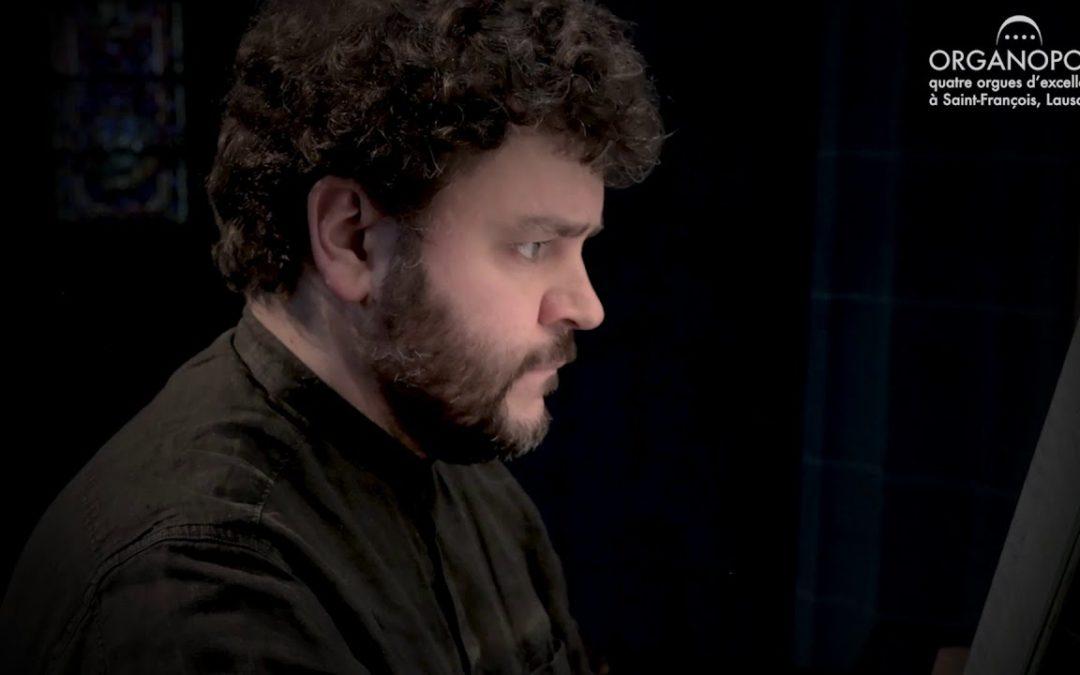 G. Frescobaldi : Capriccio XI par Lionel Desmeules