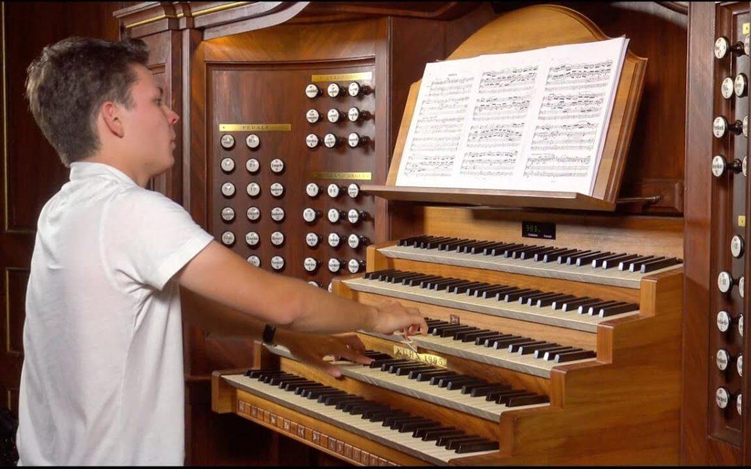 F. Mendelssohn 2e Sonate pour orgue